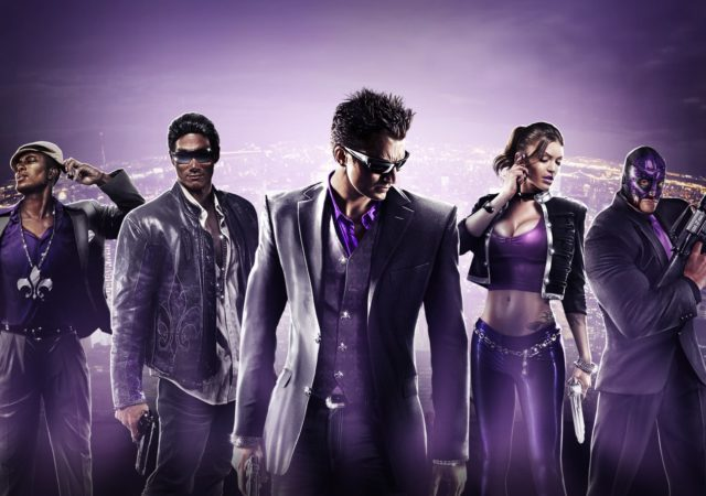 Soldes Switch Saints Row The Third