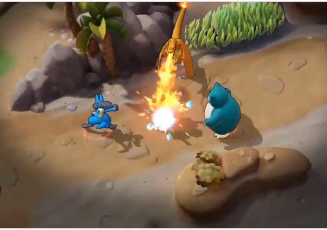 Pokémon Unite - Pugilat