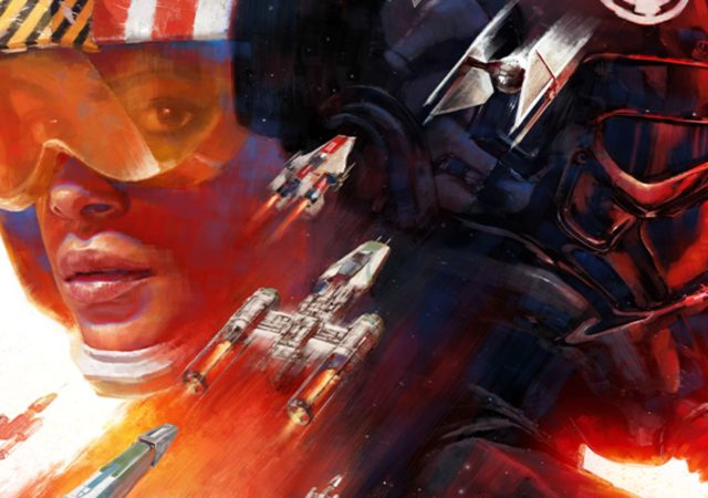 Star Wars Squadrons affiche officielle