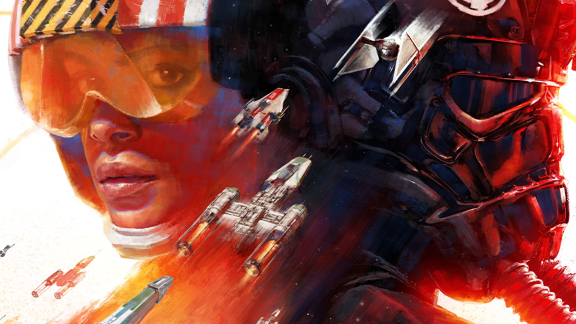 Star Wars Squadrons affiche officielle