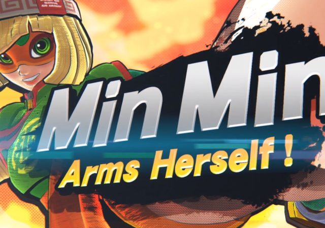 Min Min dans Super Smash Bros. Ultimate