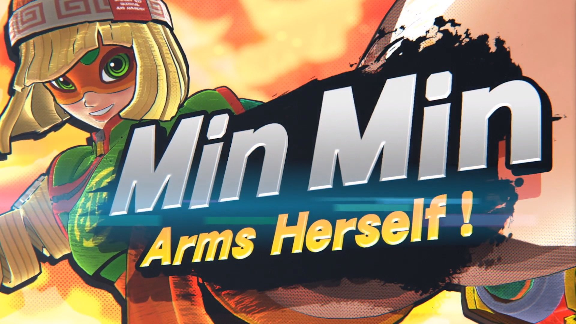 Min Min dans Super Smash Bros. Ultimate