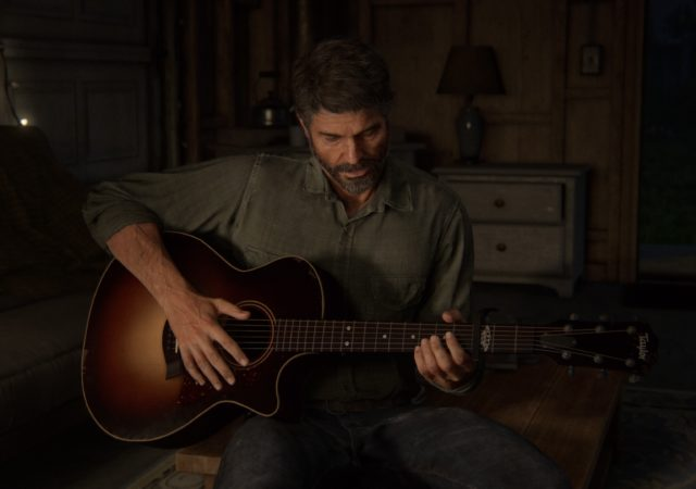 Joel dans The Last of Us Part II