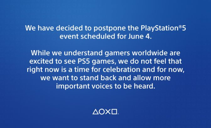 Report de la présentation de la PlayStation 5
