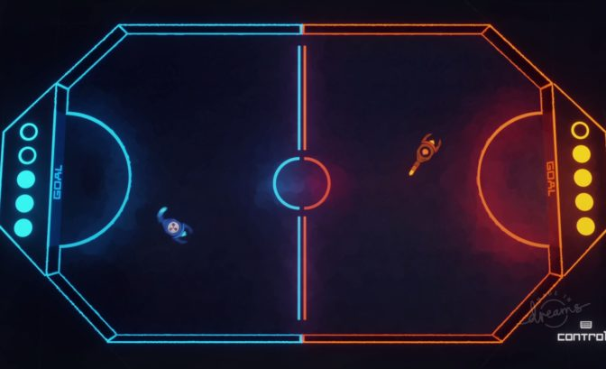 Dreams - Cyber Hockey
