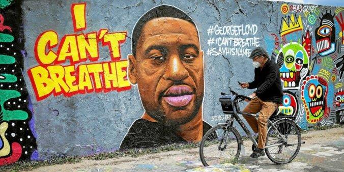 George Floyd Black Lives Matter Minneapolis
