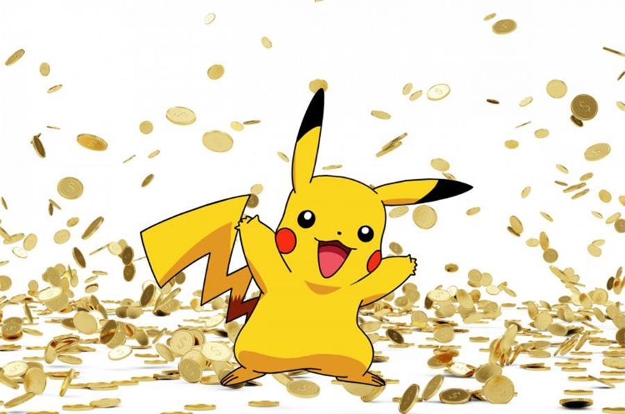 Pokémon Go revenus