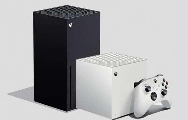 Xbox Series S comparée Series X