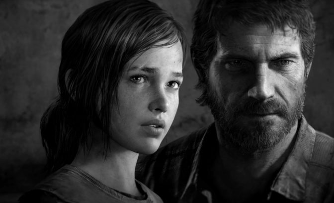 The Last of Us Part II ellie joel