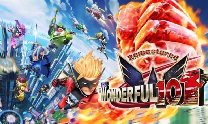 Test The Wonderful 101: Remastered sur Nintendo Switch