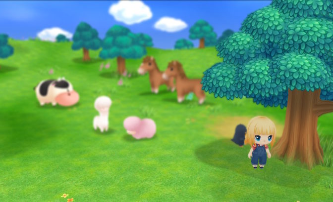 Story of Seasons: Friends of Mineral Town - Farniente
