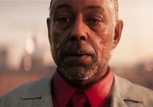 Giancarlo Esposito dans Far Cry 6
