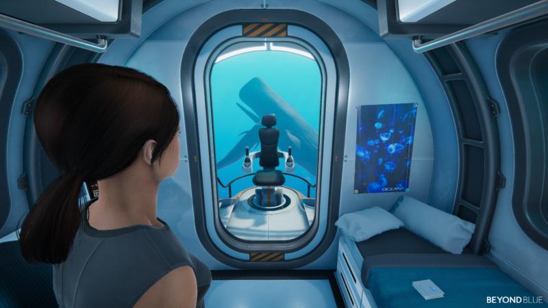 Beyond Blue -Au cœur du sous-marin 01