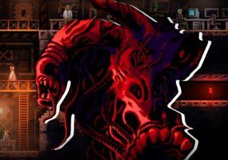 Carrion - Monstre sang et désolation