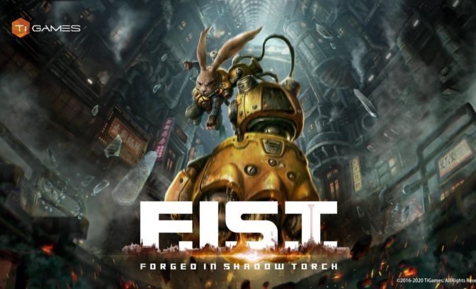 F.I.S.T. : Forged in Shadow Torch - Poing dans ta face