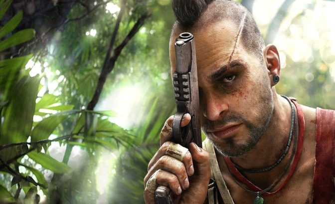Michael Mando dans le rôle du grand méchant de Far Cry 3