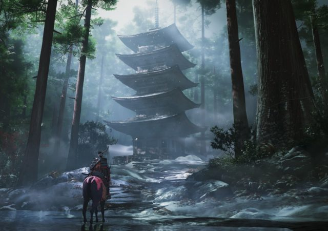 Ghost of Tsushima - Anecdotes