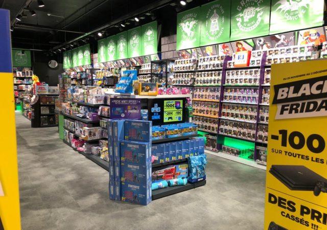 boutique jeux vidéo débat prix