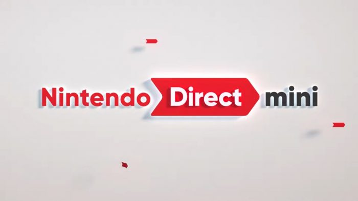 Visuel du Nintendo Direct Mini