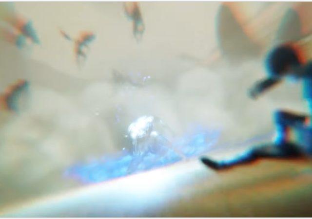 Shin Megami Tensei V - Démon apparait