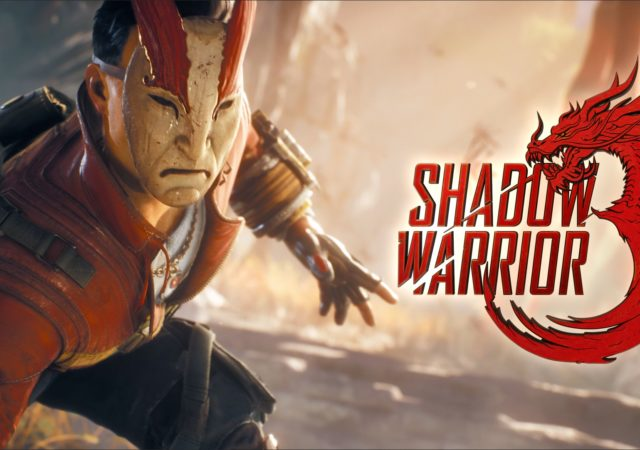 Annonce du jeu Shadow Warrior 3