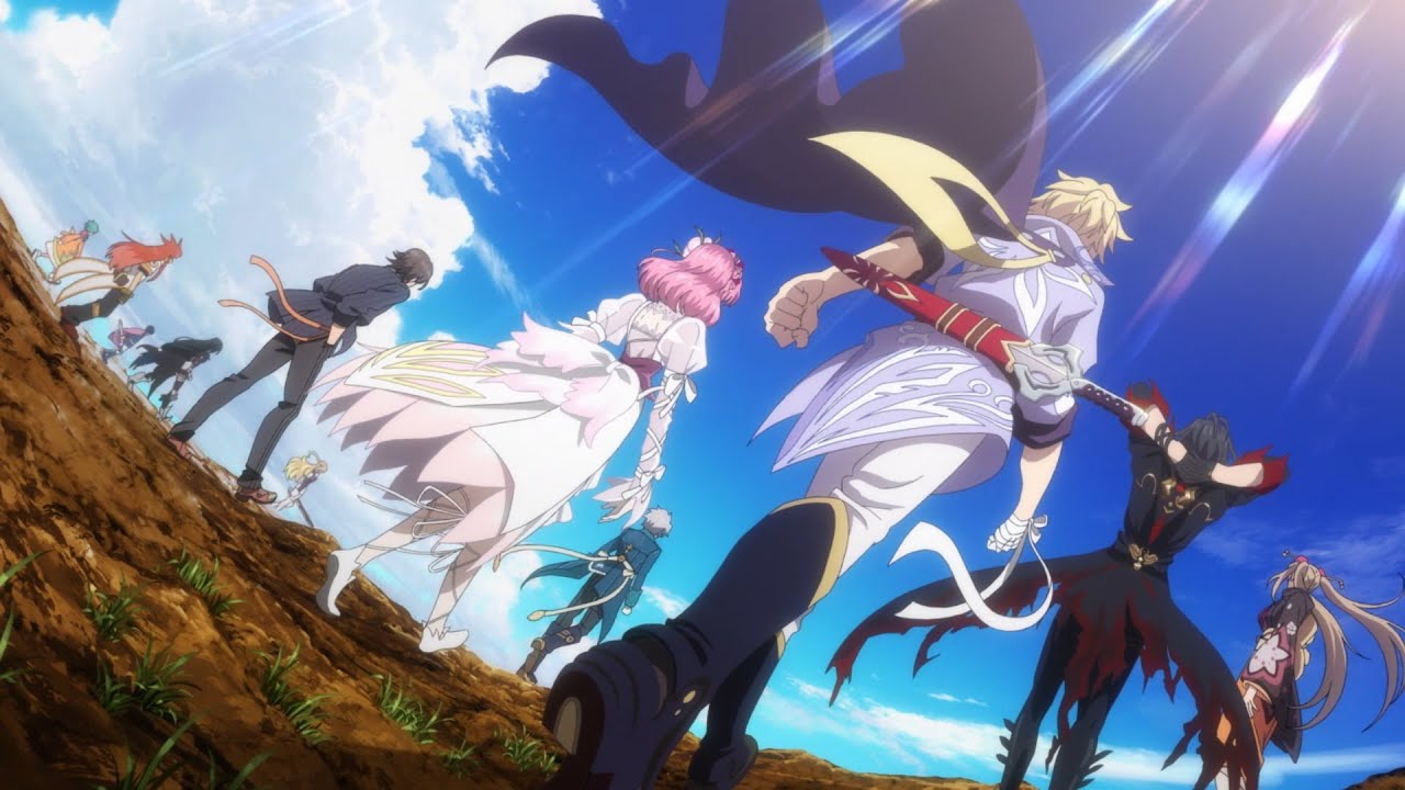 Tales of Crestoria personnages
