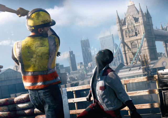 Preview Watch Dogs: Legion