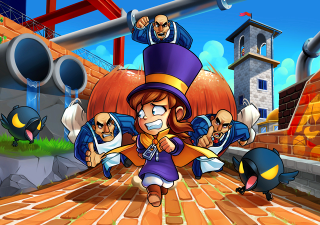 a hat in time chapitre 1