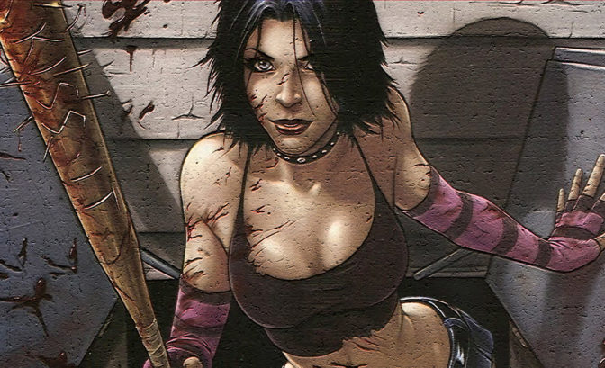 hack slash comic