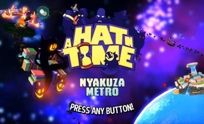 menu introduction a hat in time nyakuza metro