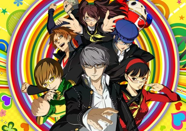 Persona 4 Golden - Illustration