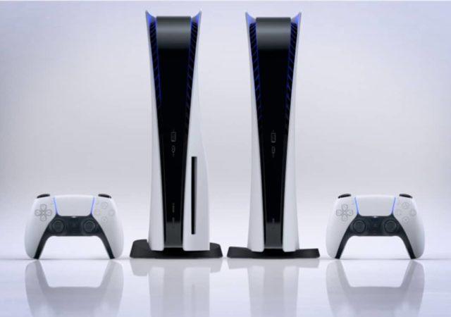 PS5 - deux modèles