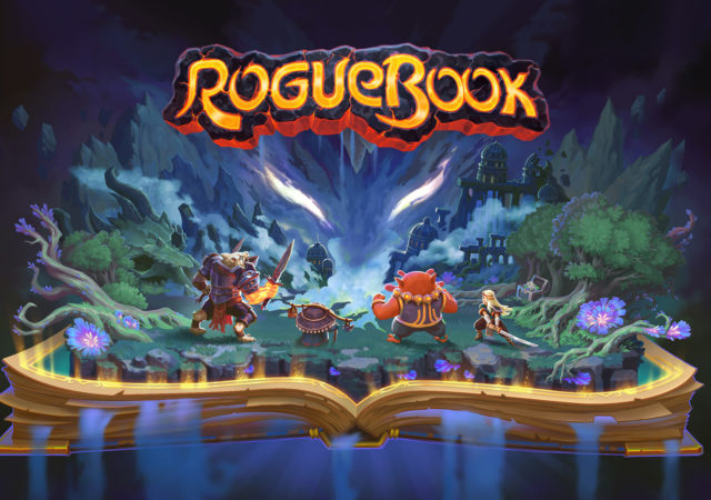 roguebook - équipe