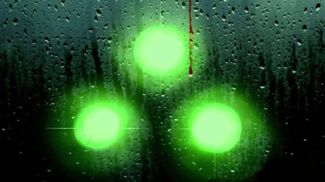 Splinter Cell night Vision