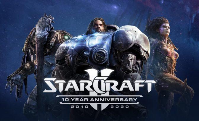 starcraft 2 anniversaire