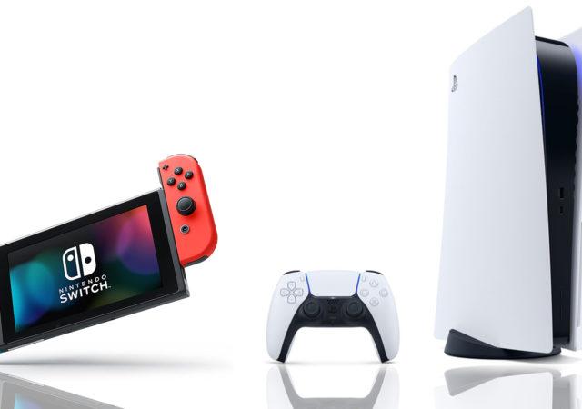 Nintendo Switch VS PS5