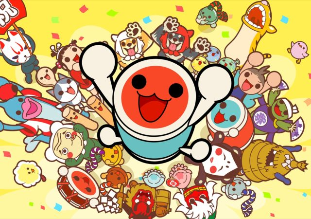 Taiko no Tatsujin: Drum 'n' Fun - 1 million