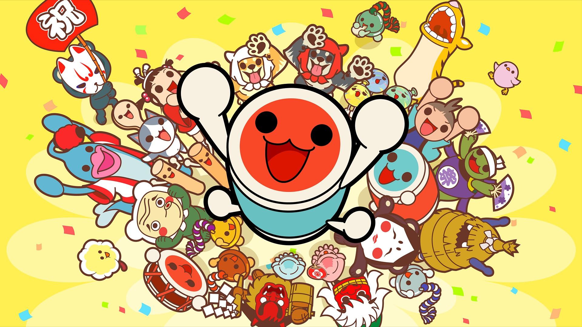 Taiko no Tatsujin: Drum 'n' Fun - 1 million