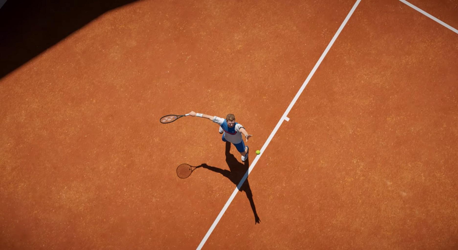 Une première vidéo de gameplay pour Tennis World Tour 2
