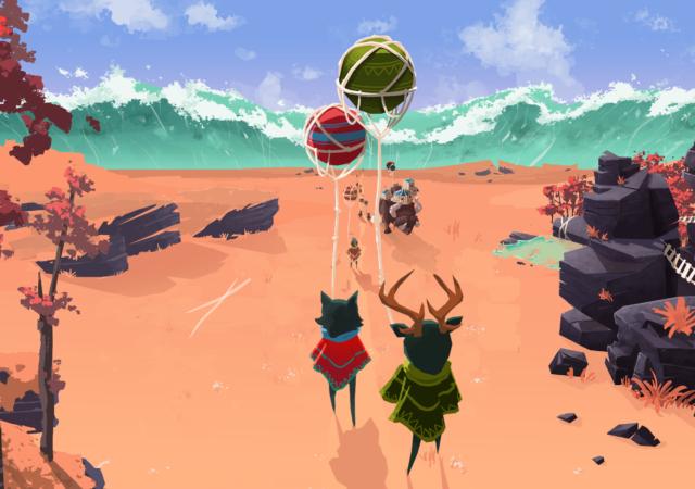 Annonce de la date de sortie du jeu As Far As The Eye