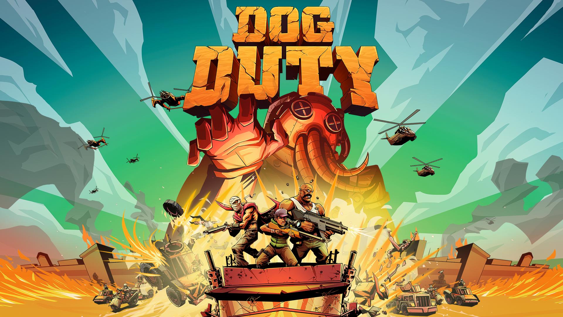 Dog Duty titre