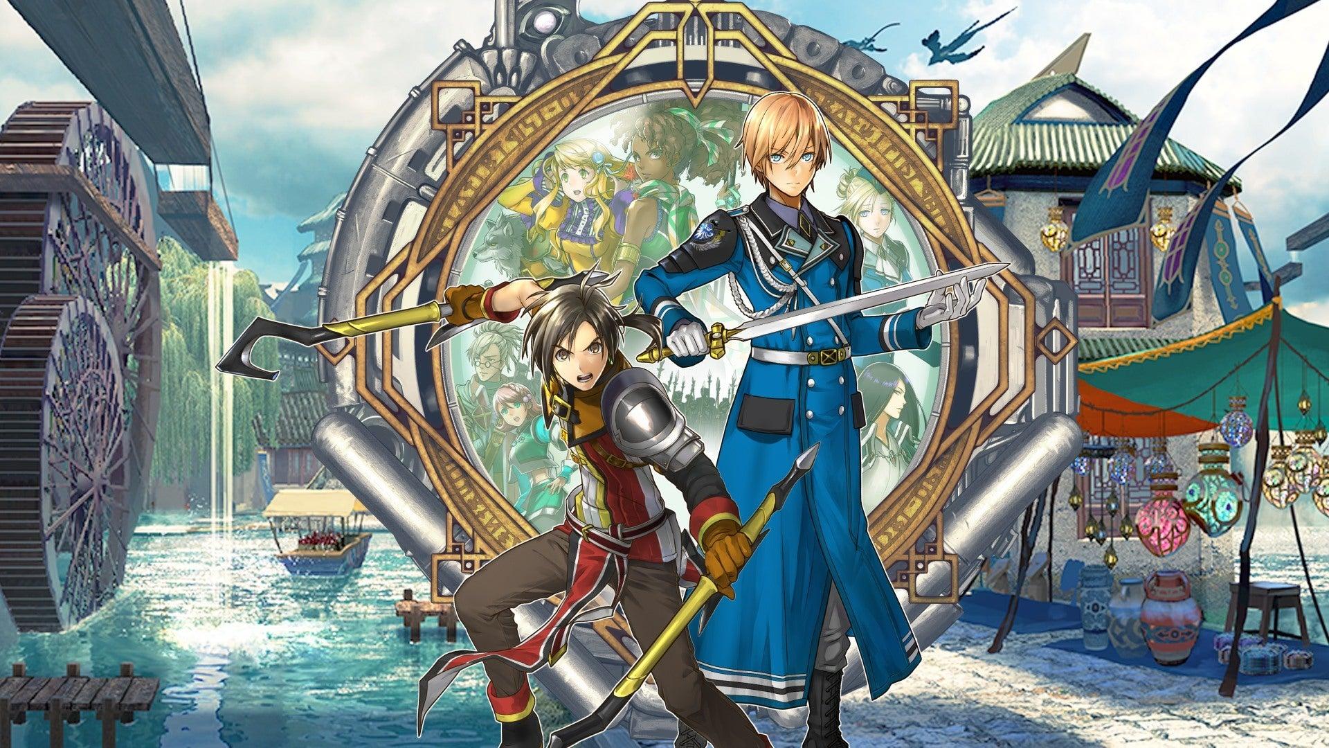 Eiyuden Chronicles: Hundred Heroes - Banner