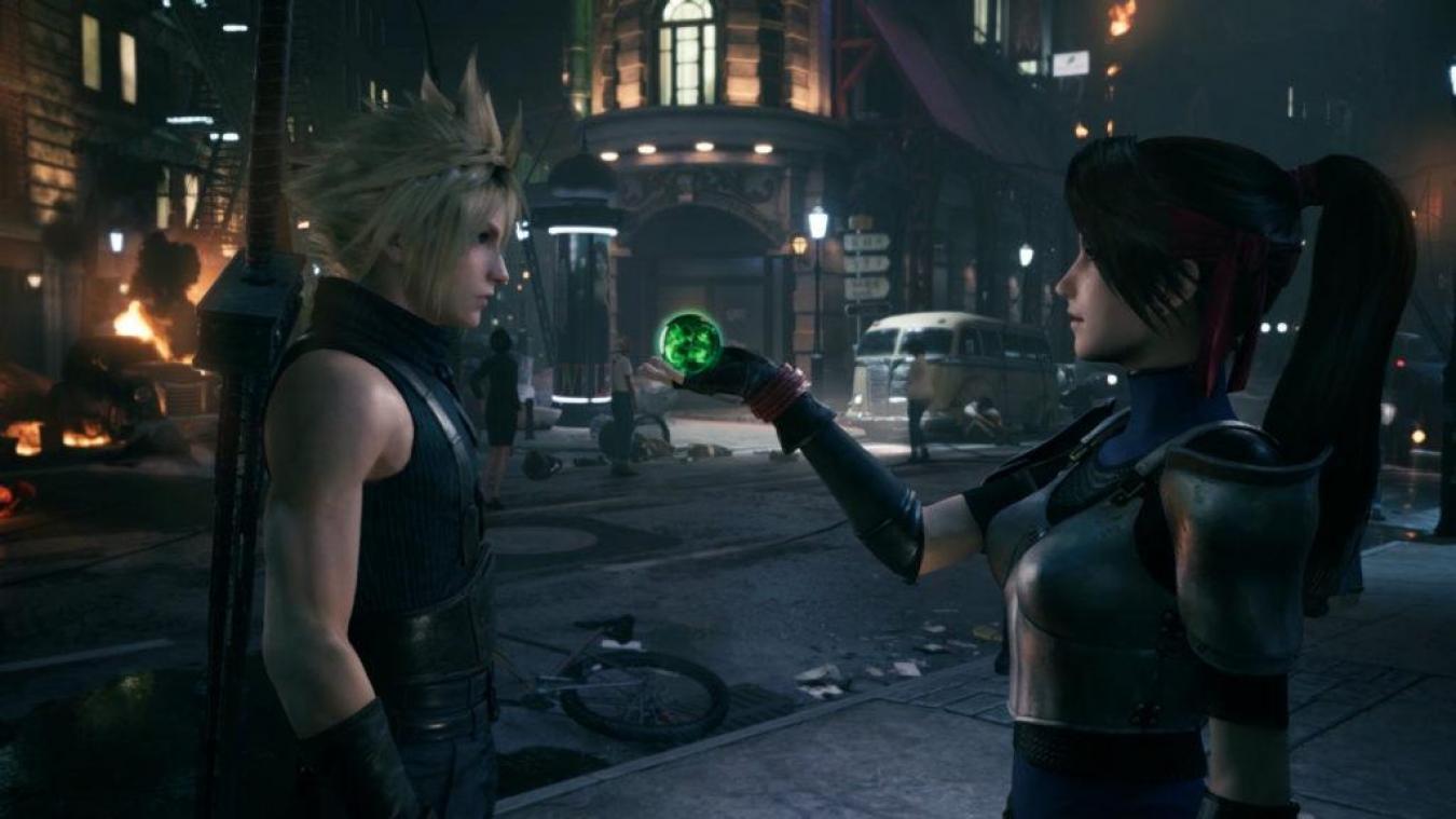 Final Fantasy VII Remake - 5 millions de ventes