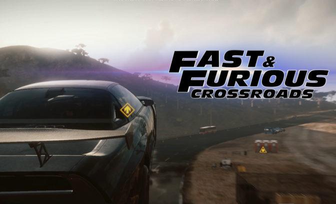 Test du jeu vidéo Fast & Furious: Crossroads
