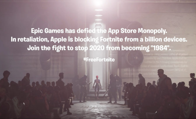 #FreeFortnite