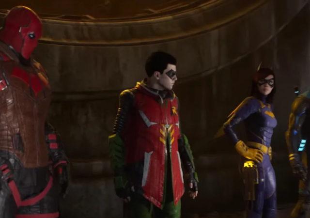 Batman Gotham Knights personnages