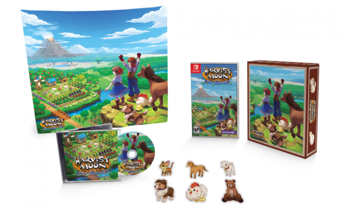 Harvest Moon: One World - Edition Collector