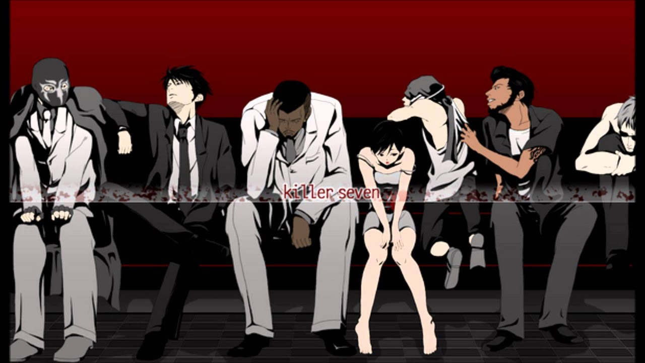 Killer7 - La troupe