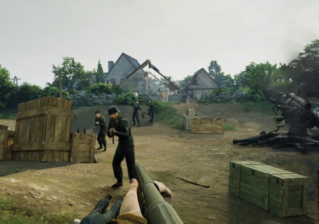 Trailer campagne solo Medal of Honor: Above and Beyond