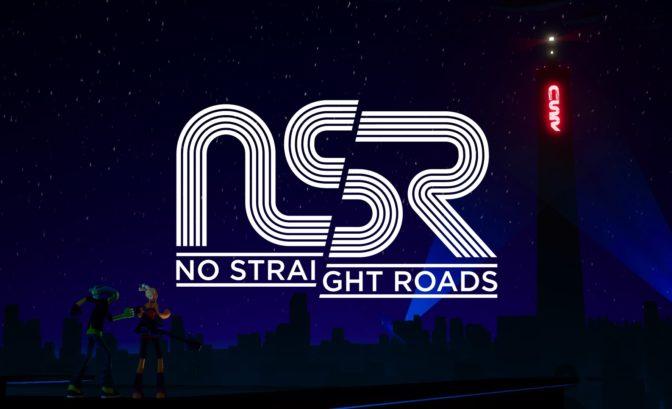 No Straight Roads titre